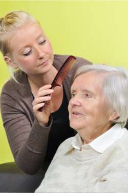 healthcare services provides personal care and assistance with daily living activities through certified nursing assistants and home health aides